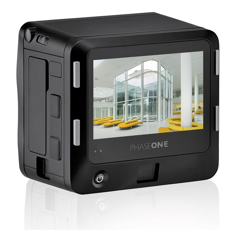 Phase One IQ3 100MP - Digital Medium Format Back mit 100 Megapixel