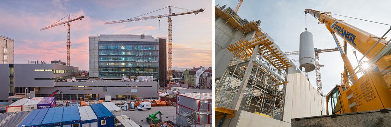Baustellendokumentation Österreich